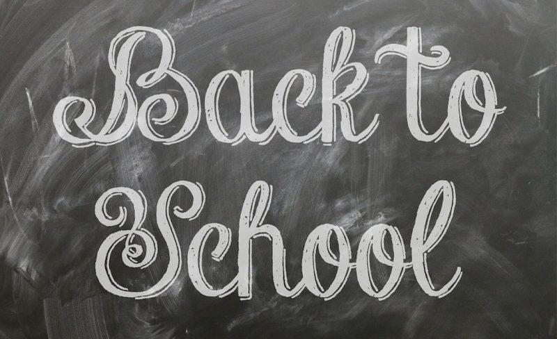 Back to school actie brillen opticien Mechelen en Vilvoorde
