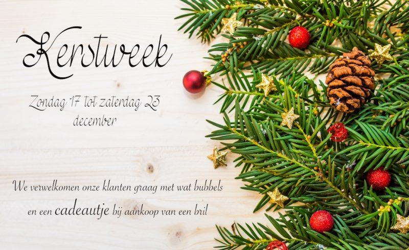 Kerstweek 2017